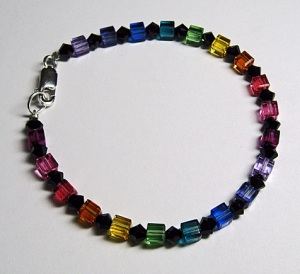 Ice Cube bracelet