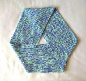 Moebius scarf