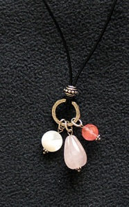 Rock Fall necklace