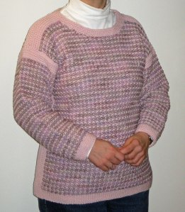 Slip-into-Color Pullover