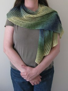 Sonoma Valley Scarf front