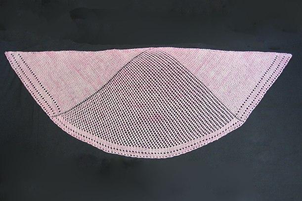 Cobblestone Shawlette