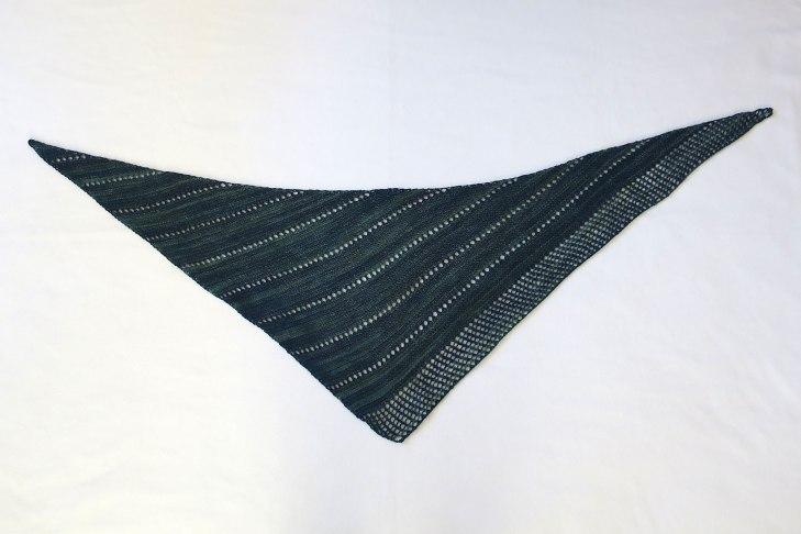 Asterism shawlette
